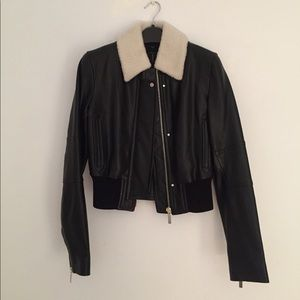 Helmut Lang Jackets & Coats - Helmut lang brand new leather jacket
